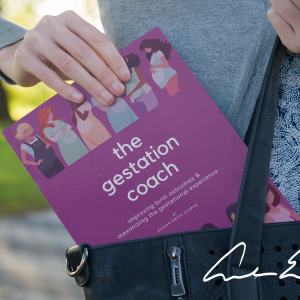 The Gestation Coach Book